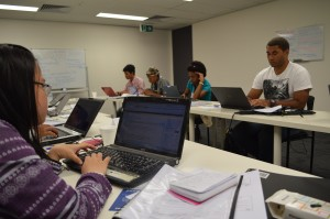 Training in JSchool, Brisbane