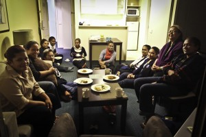 APJC Fellows organised a dinner
